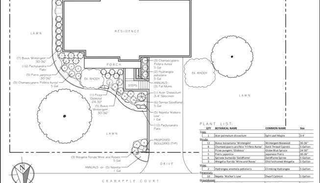 landscape design nyc