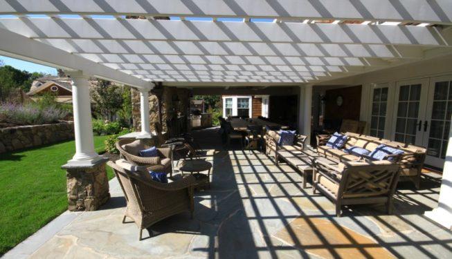 Best Outdoor Living Spaces