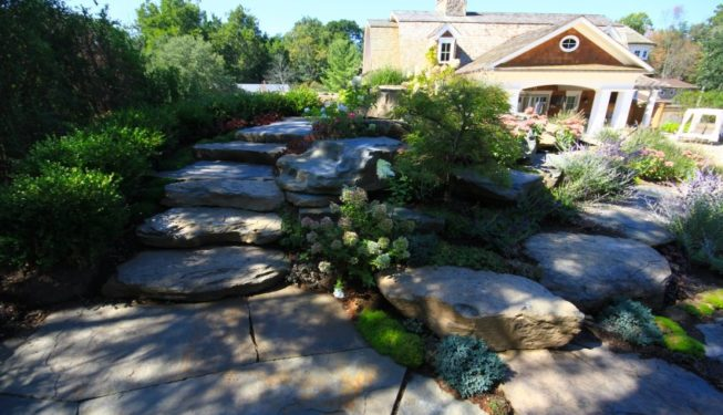 hardscaping bergen county